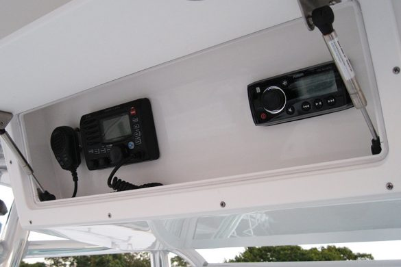 Communication Install - Octopus Yachts